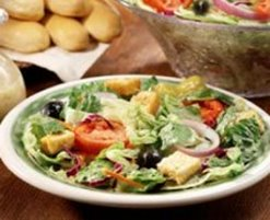 Maggianos Little Italy A Gastric Bypass Restaurant Review - Olive garden house salad
