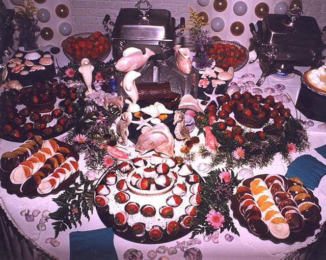 Dessert archives beauty girls mom - Tables roulantes dessertes ...