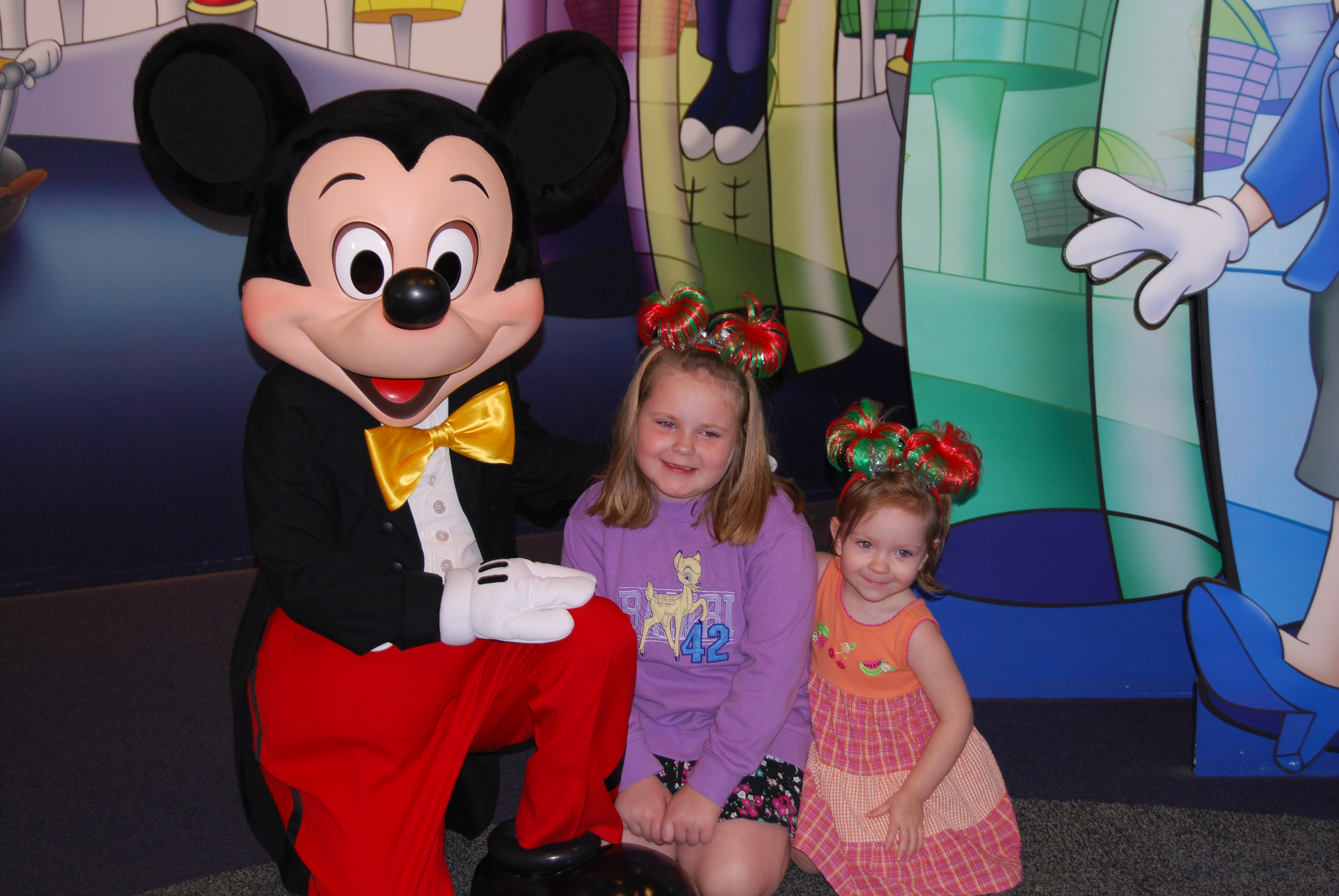 Toddler Disney World Tips