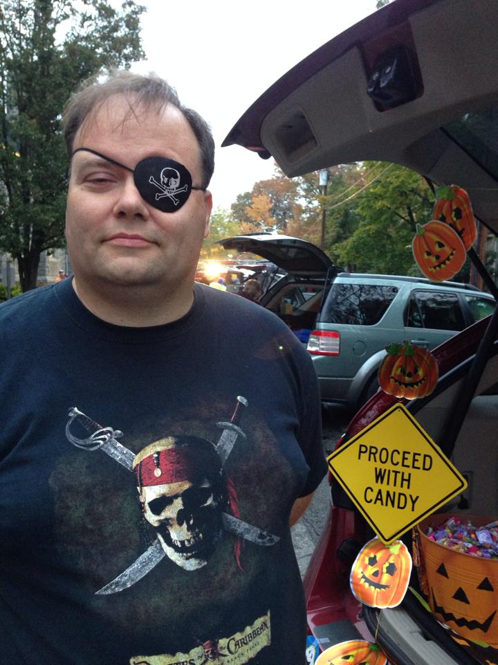 Halloween Safety proceed with candy and caution