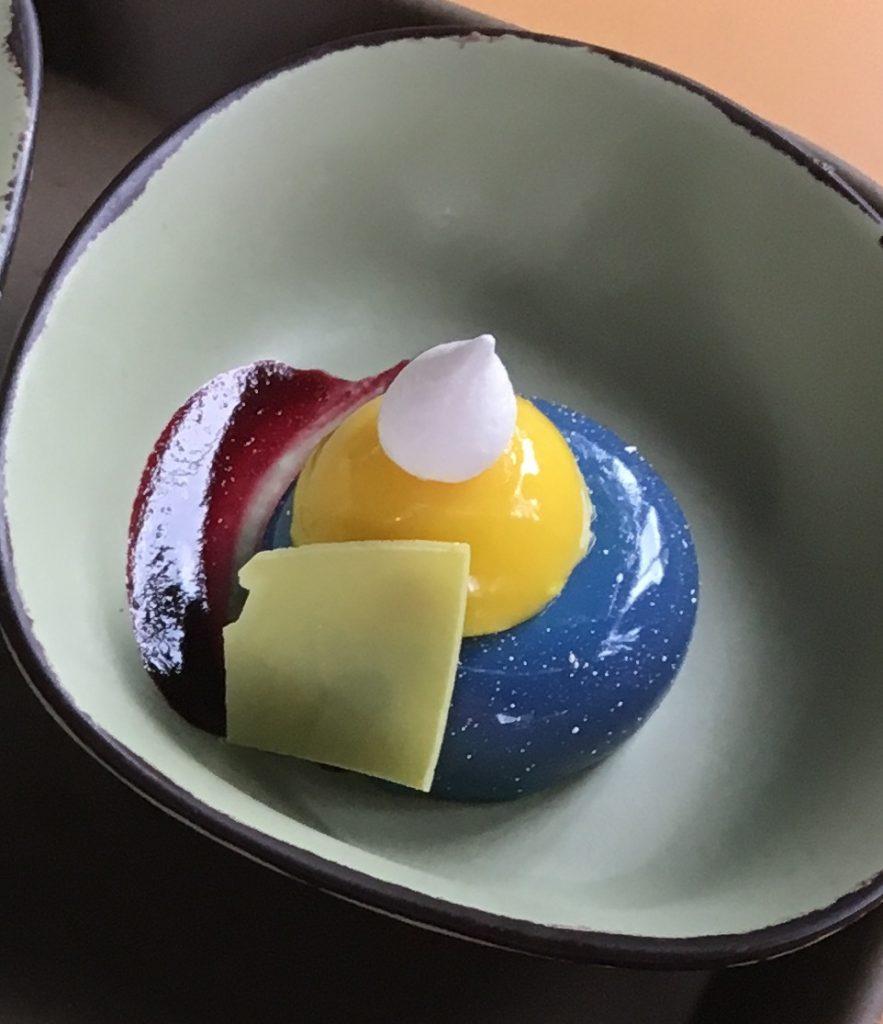 dessert at Satu'li